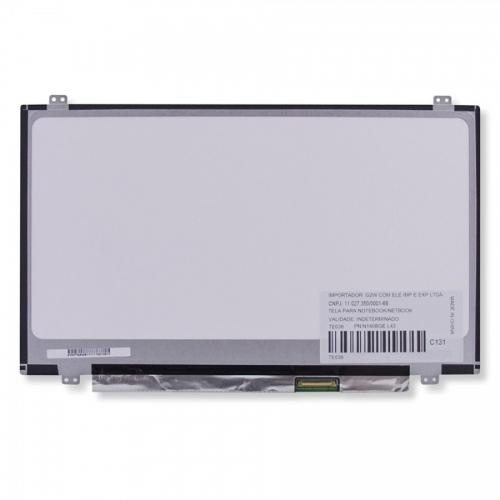Tela para Notebook - B140XW02-V.1 LCD 14.0 1366X768 40P