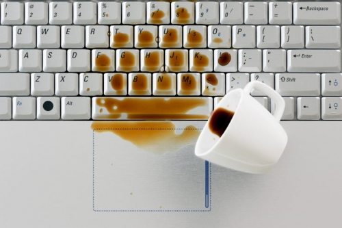 Troca de Teclado em Notebook ou MacBook - Danificado