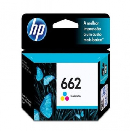 Cartucho Hp 662 Color