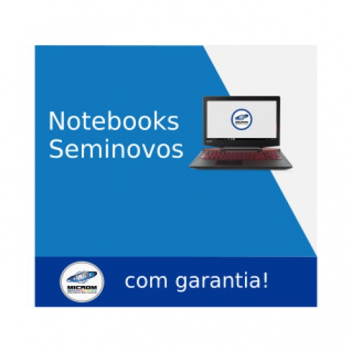 Notebook Seminovos
