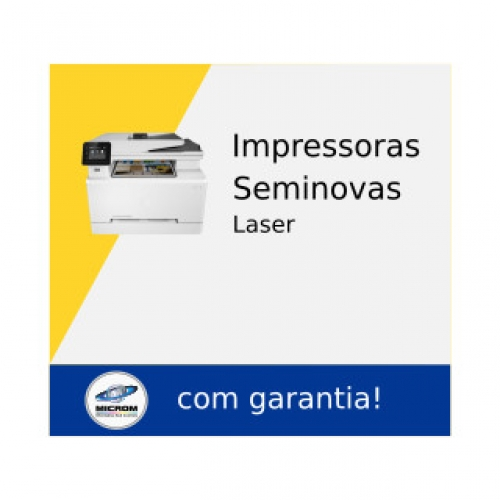 Impressoras Seminovas