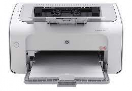 Impressora HP Laserjet P1005 Monocromática - VENDIDO!