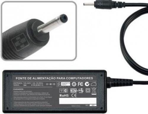 Fonte Ultrabook - LG e Samsung + Outros 19V | 2.1A | 40W - 1.1mm