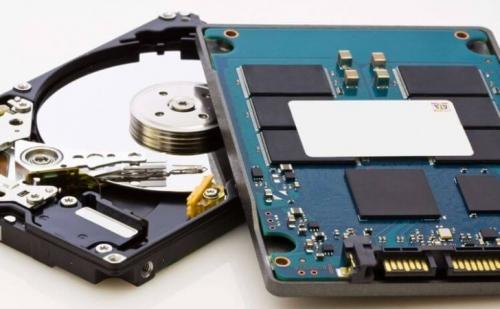 Troca de HD Mecânico para SSD