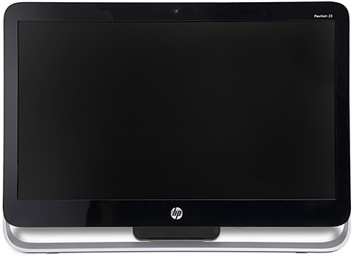 Tela All In One  HP Pavilion 23 Sem Touchscreen.
